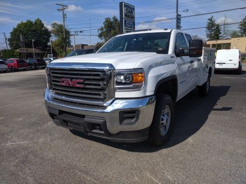 New 2019 GMC Sierra 2500HD 4WD Extended Cab Pickup